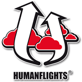 HUMANFLIGHTS T-Shirt women